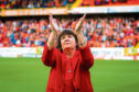 Amanda Kopel at Tannadice.