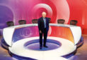 David Dimbleby, host of BBC's Question Time.