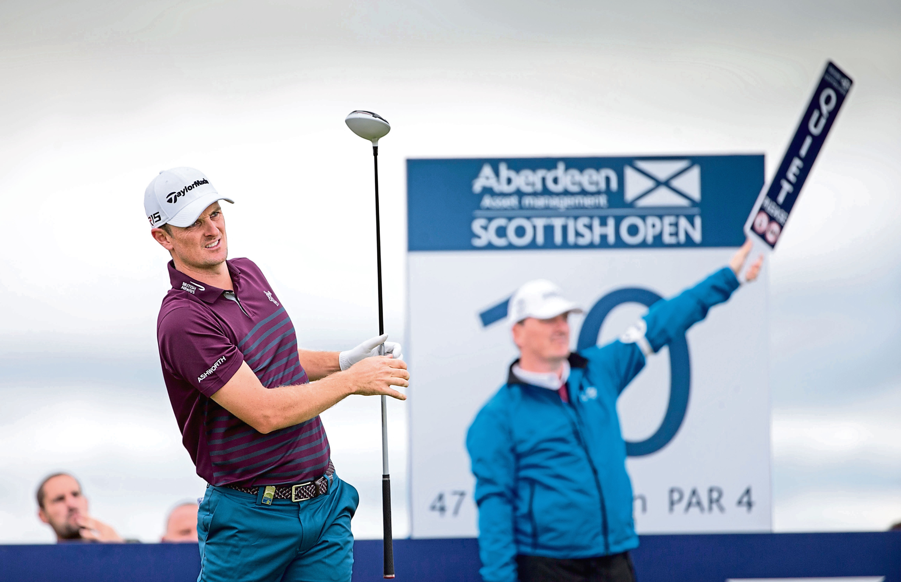 Justin Rose has declared for the Scottish Open but not for his premier home tournament, the BMW PGA.