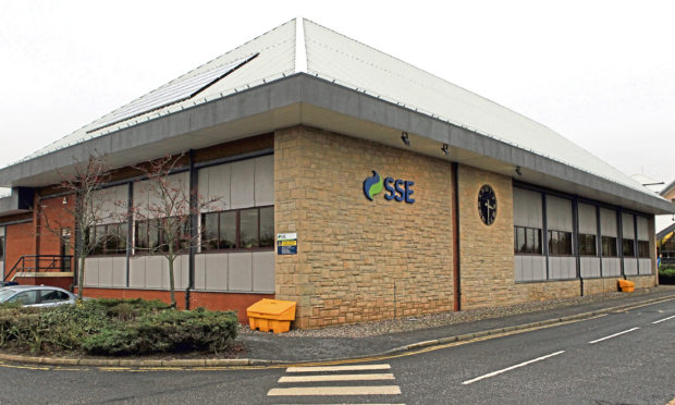 SSE's Perth headquarters.