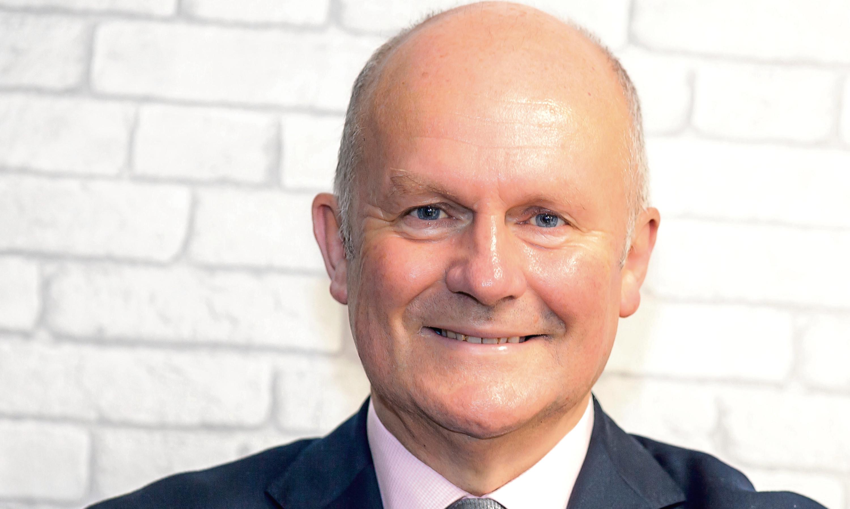 Bob Brannan , chairman of Walkers Shortbread