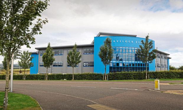 Havelock Europa's headquarters at John Smith Business Park, Kirkcaldy.