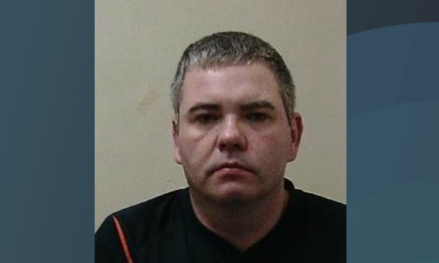 Mark Wallace was sentenced to eight years in prison