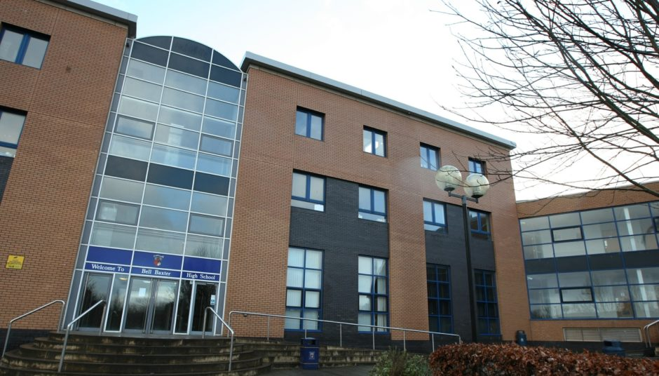 Pupils will return to class at Bell Baxter High School, in Cupar, and schools across Scotland in August.