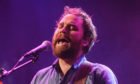 Scott Hutchison of Frightened Rabbit.