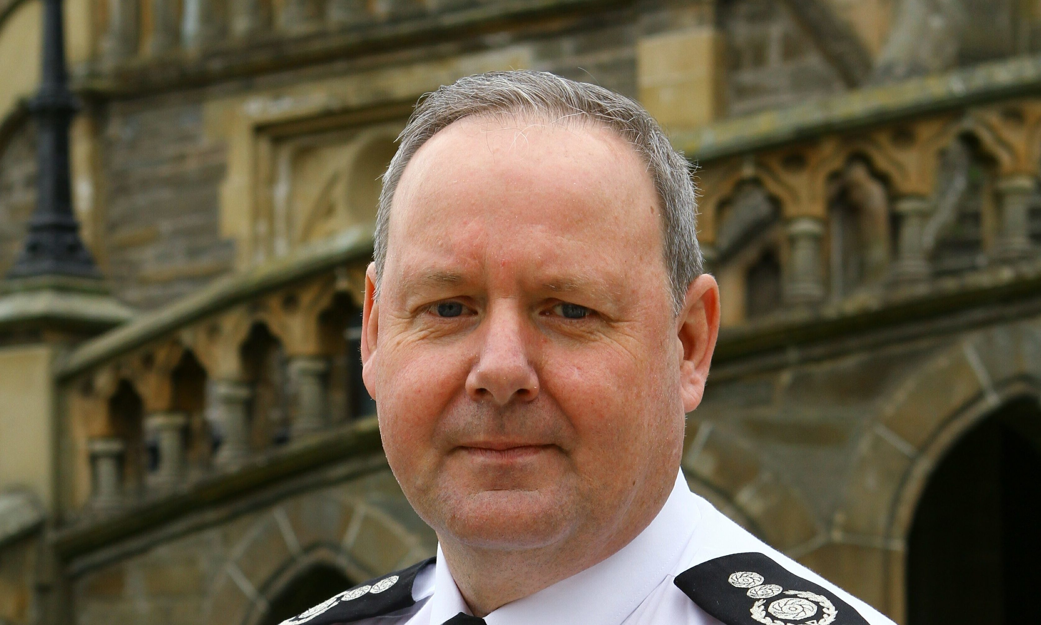 SFRS chief Alasdair Hay has ruled out any closures in Dundee