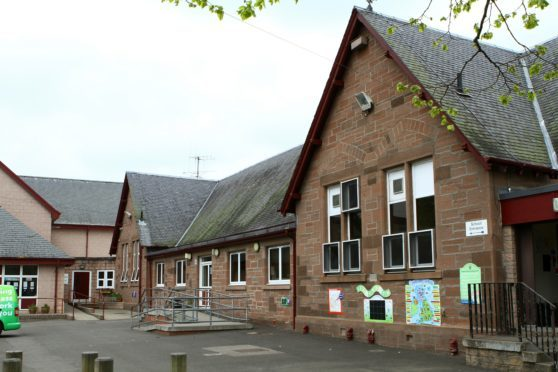 Rattray Primary School.