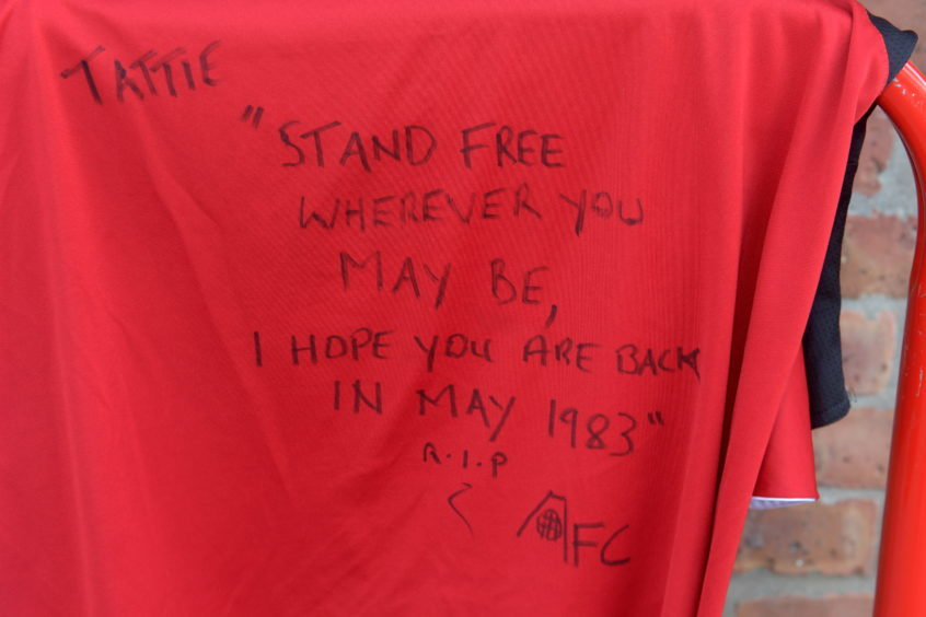 """""""Stand free, wherever you may be"""""""