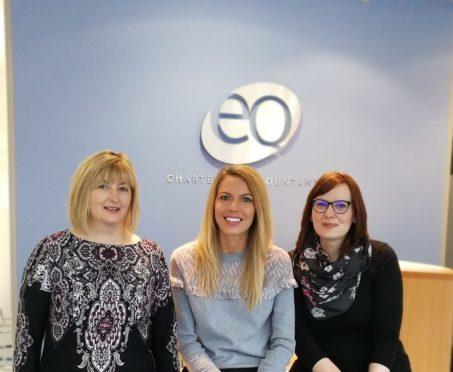 The HR team at EQ Accountants.