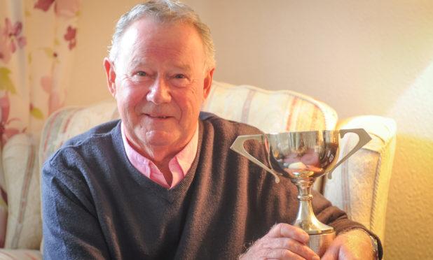 Richard McLaren, 71, survived a stroke.