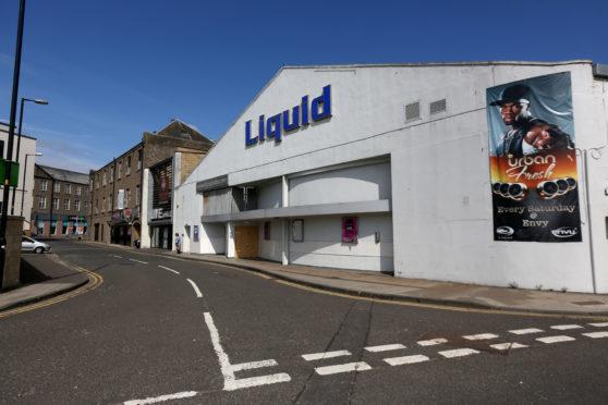 Liquid nightclub closed in 2018.