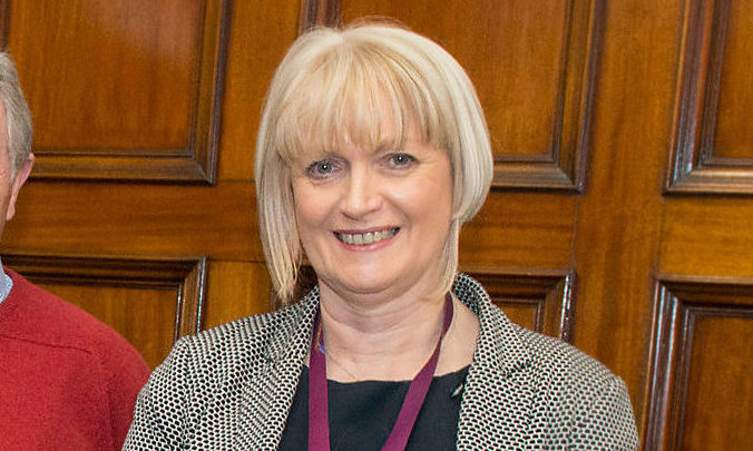 Barbara Renton, executive director of Perth and Kinross Council's housing and environment services.