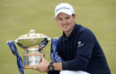 Justin Rose is hoping to get his hands on the Scottish Open trophy again at Gullane in July.
