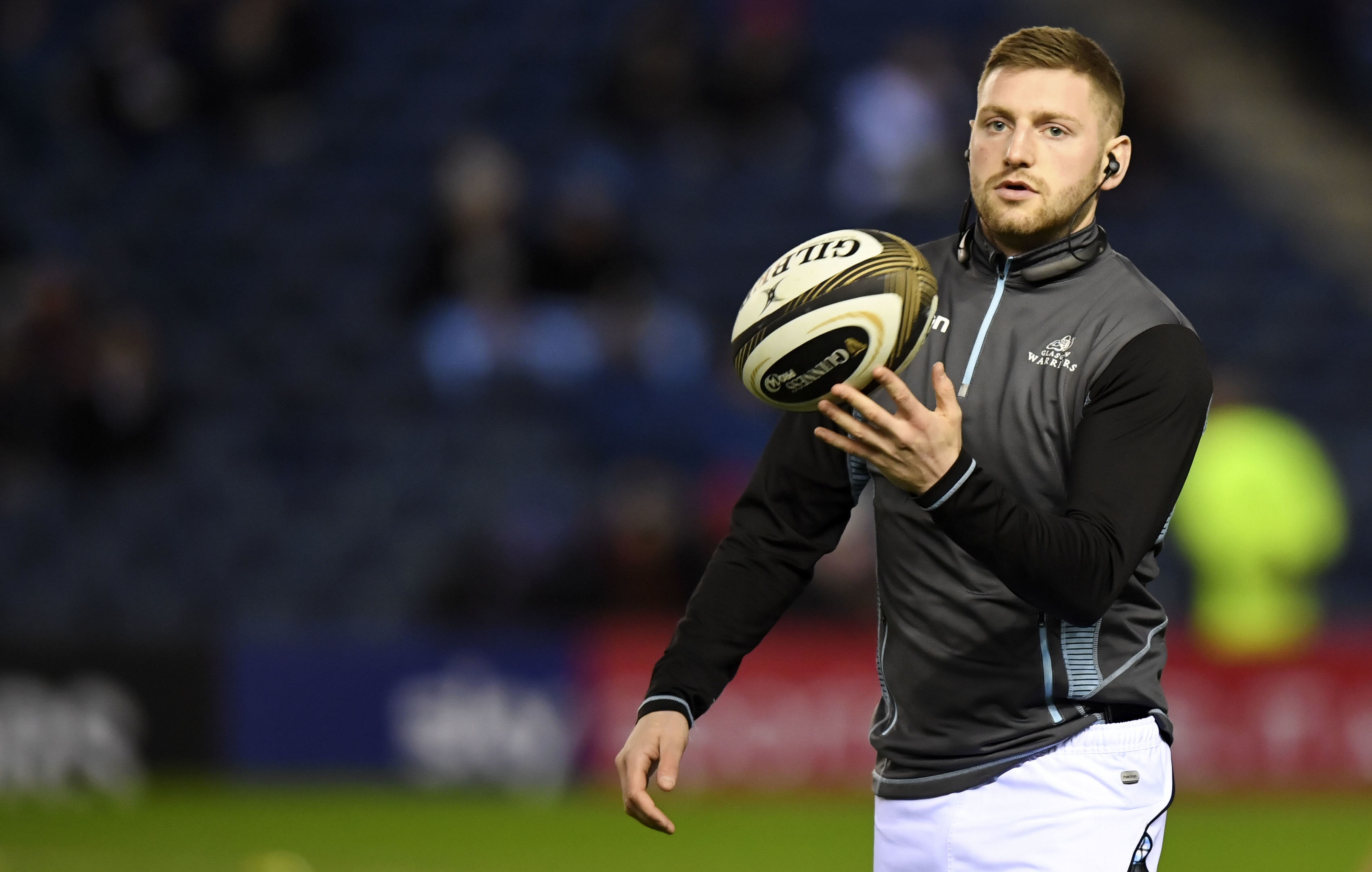 Finn Russell plays his final home game for the Glasgow Warriors before his move to France in the PRO14 semi-final against Scarlets.