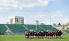 Glasgow Warriors have been enjoying the good weather in preparation for their PRO14 semi-final.