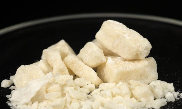Crack cocaine.