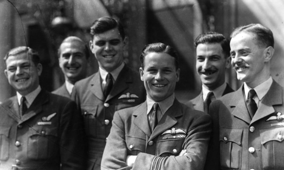 During the Second World War 617 Squadron carried out the 'bouncing bomb' raid which destroyed dams in Germany.