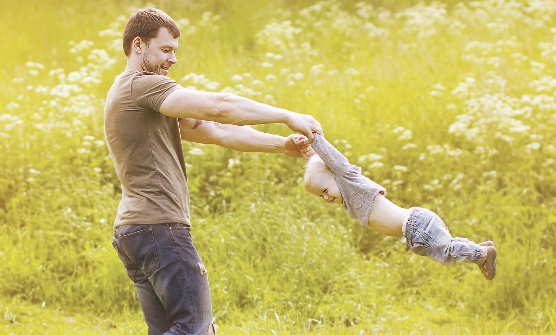 Alex says Scotland still has much to do to recognise the bond between fathers and their children. (library photo)