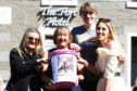 The family of Lily Douglas are holding a fundraiser at Broughty Ferry's Fort Hotel
