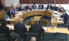 Boris Johnston addressed the Foreign Affairs Committee in April