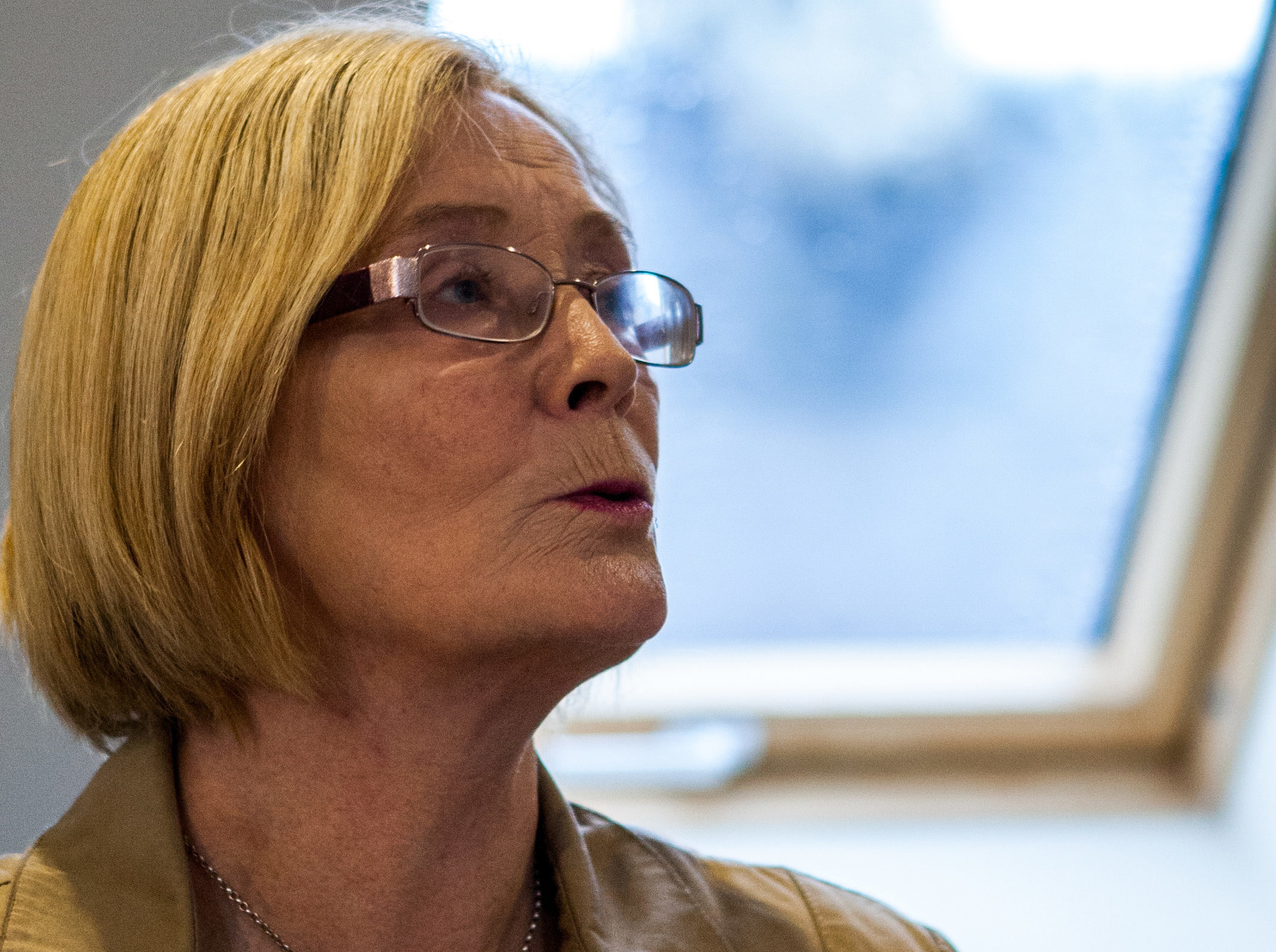 Tricia Marwick was the first female Presiding Officer of the Scottish Parliament.