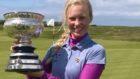 Gabrielle MacDonald is seeking a second Scottish Women's title at Elie.