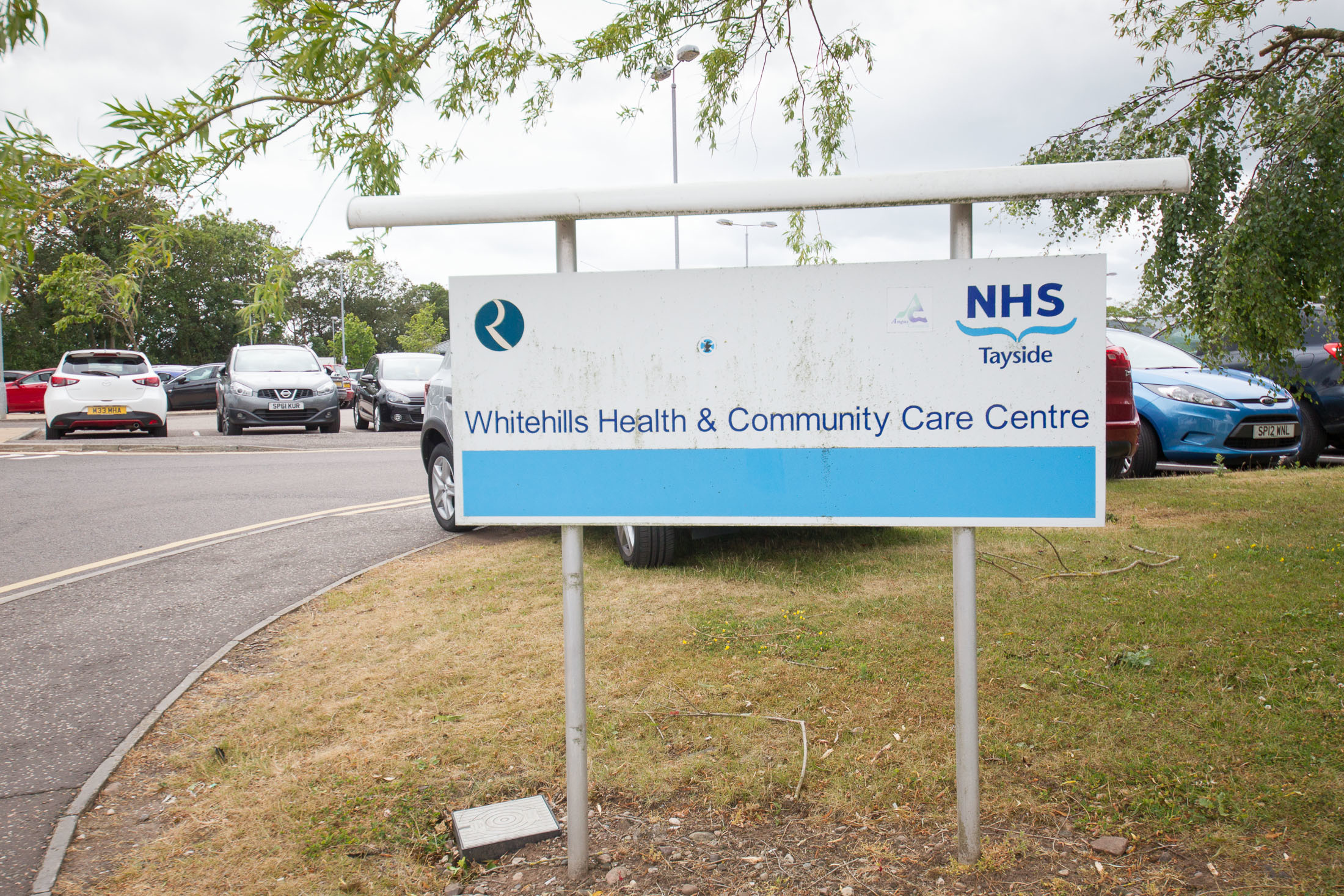 Whitehills Health and Community Care Centre in Forfar.