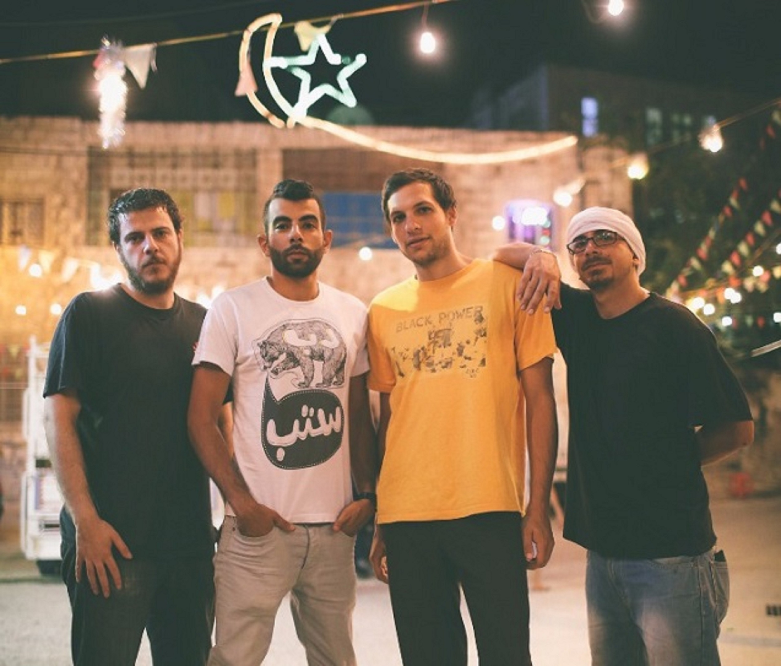 Palestinian Electro-rock band 47Soul  headline at Solas Festival this year.