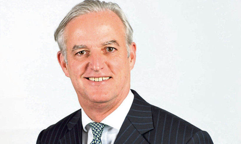 Tim O'Toole is on gardening leave after standing down from his position of chief executive at FirstGroup