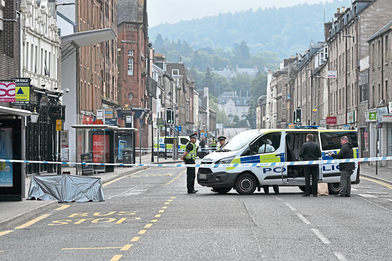 Perth Incident