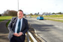 Broughty ferry councillor Phillip Scott