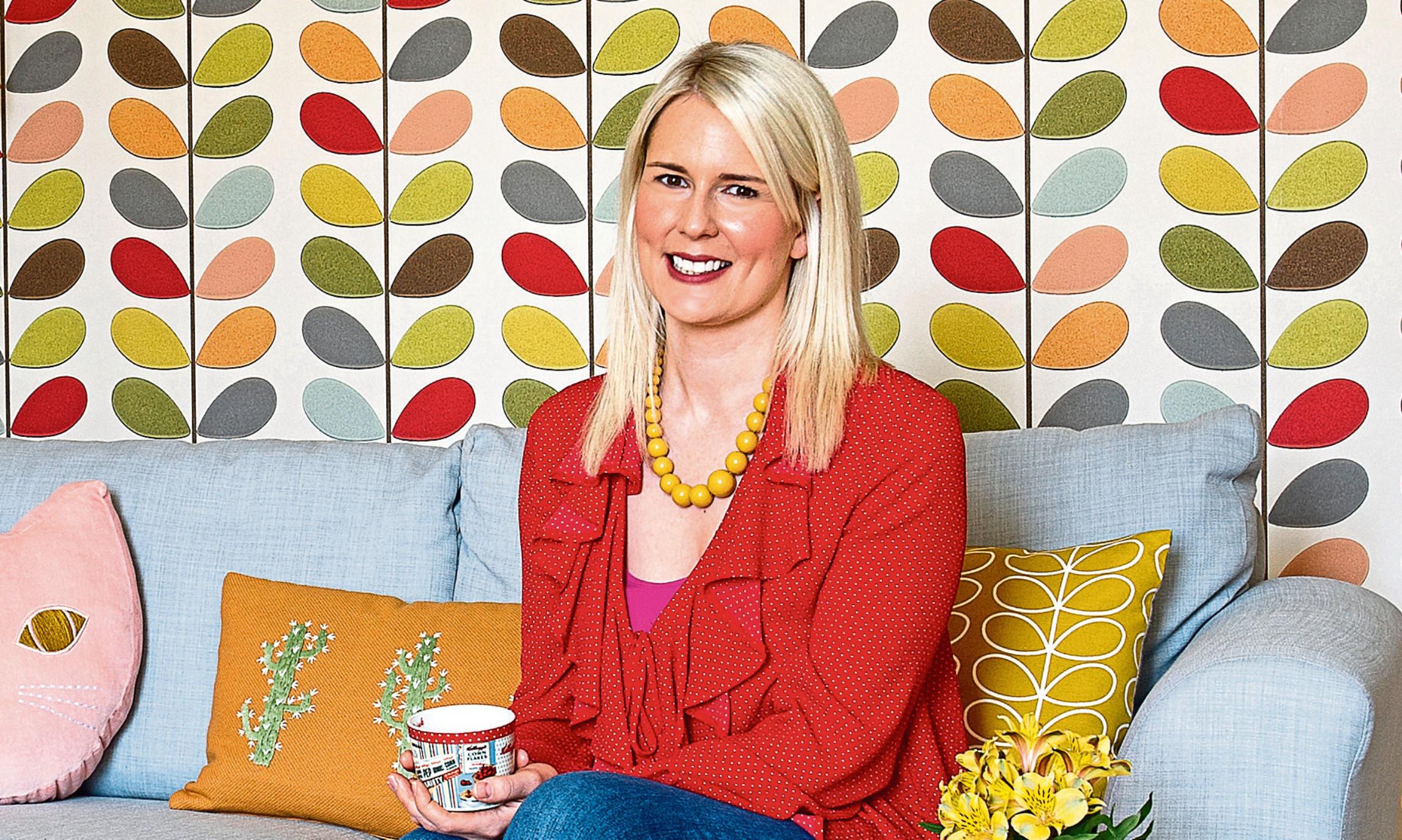 Racel Henderson of Rachel Henderson Studio of Fife