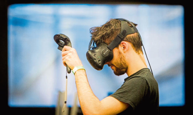 PwC expect the virtual reality market to show the most rapid growth within the wider digital  entertainment and media sector  over the next four years.