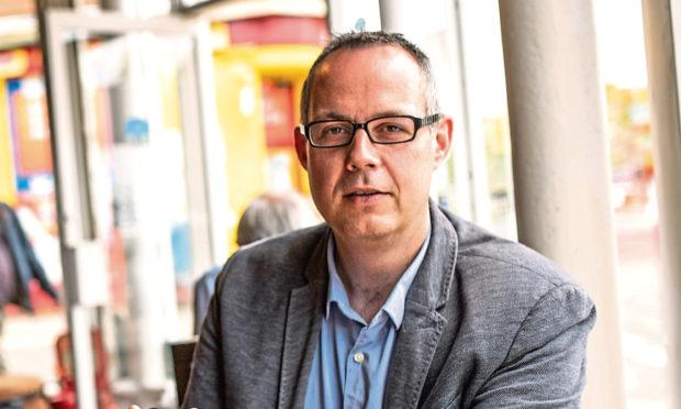 Colin Munro, managing director of Miconex,
