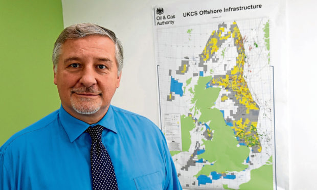 Oil and Gas UKs director of operations Gunther Newcombe has welcomed the drop in decom costs.