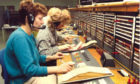 Library image of 999 operators