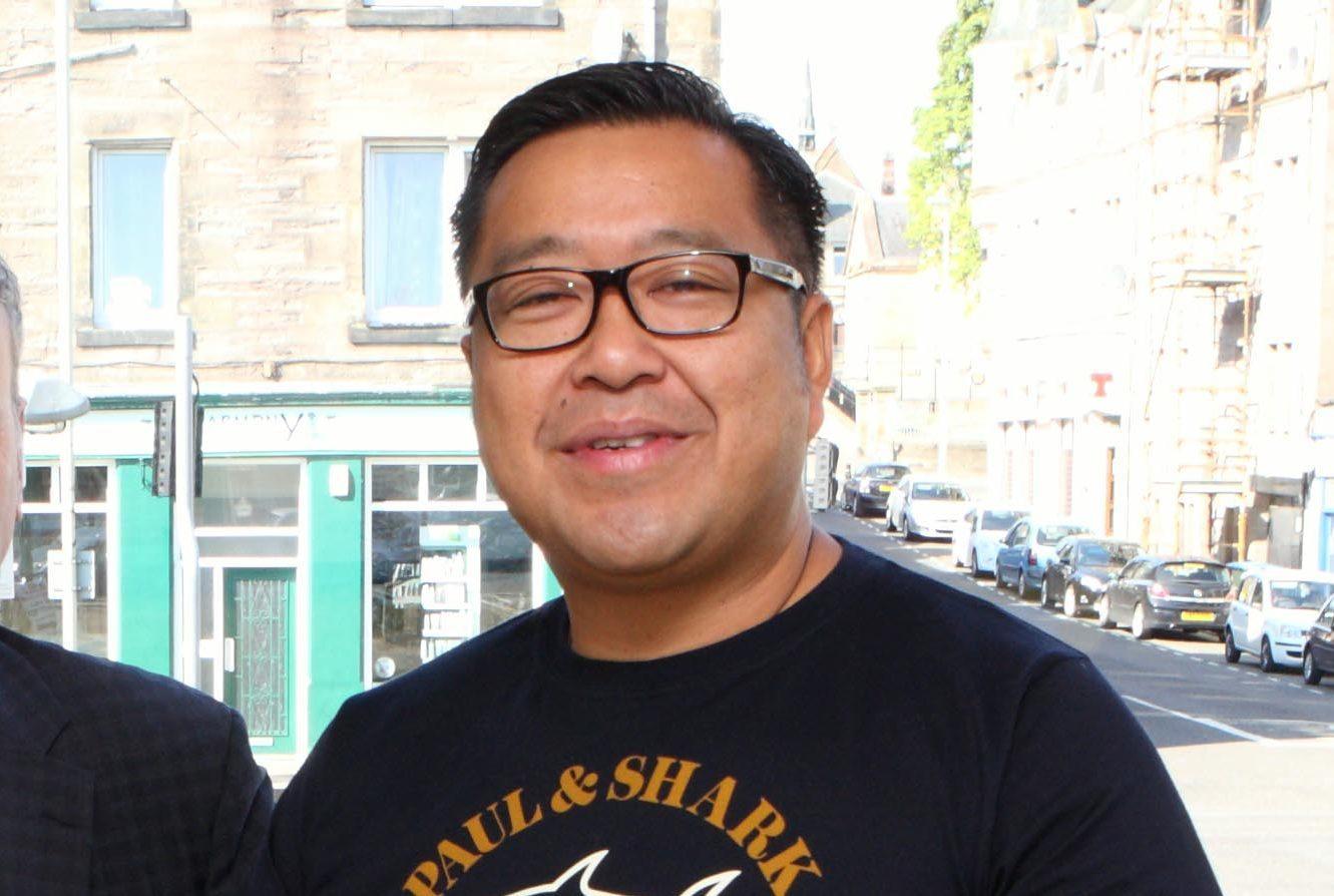 Pete Chan.