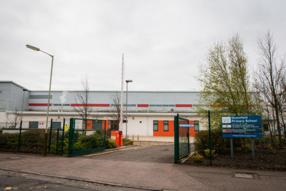 Downfield Primary School.