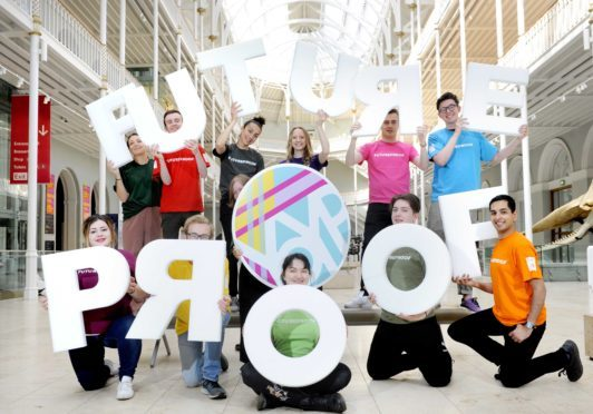 Futureproof Festival launch by the National Theatre of Scotland in May