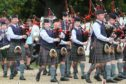 Perth Highland Games is on the move.