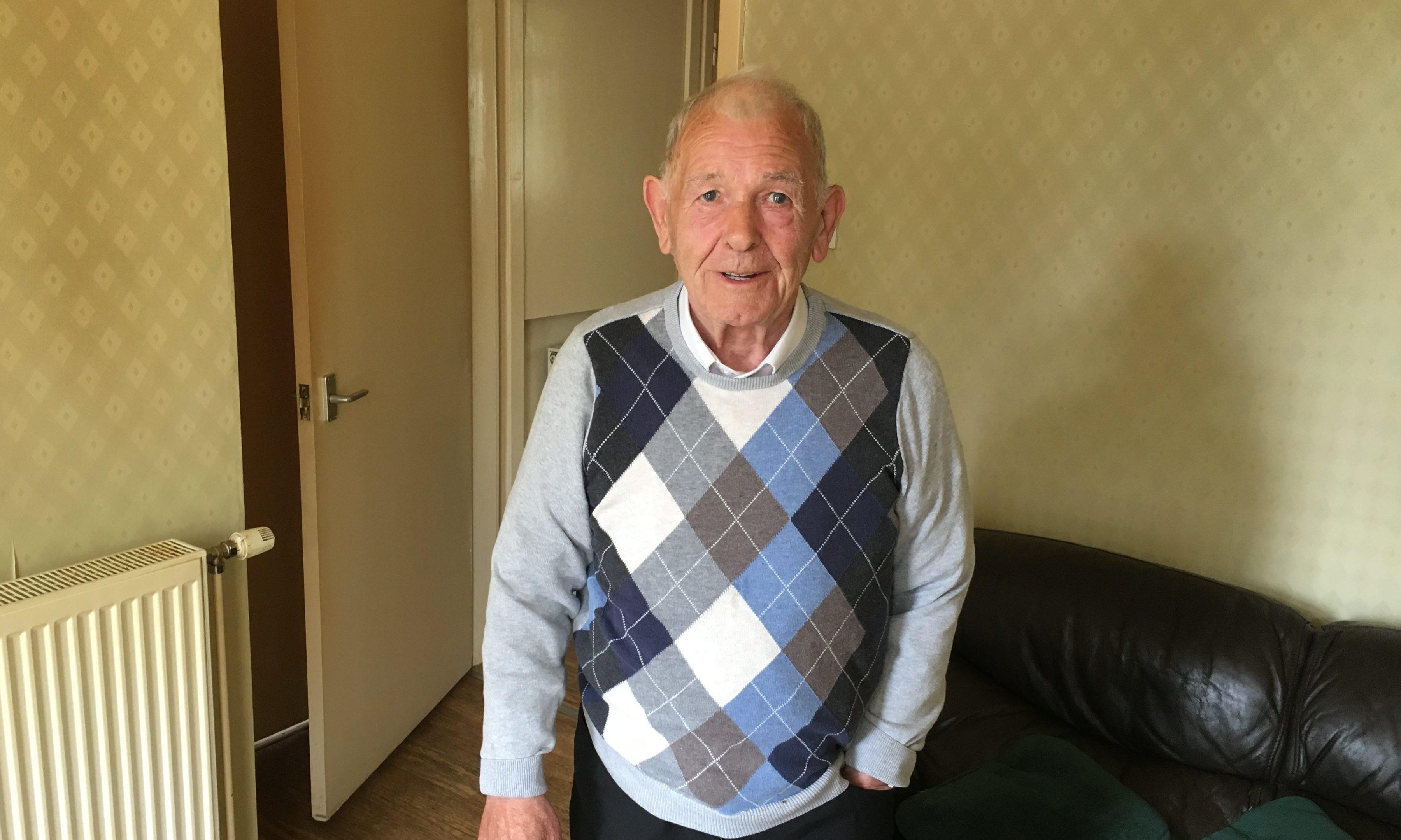 Thomas Glancy, 84.