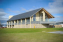 Links House, Carnoustie's new £5 million golf centre.
