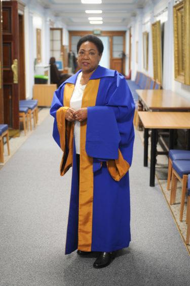 Honorary graduate Dr Zipporah Ali.