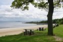 Silver Sands Beach, Aberdour.