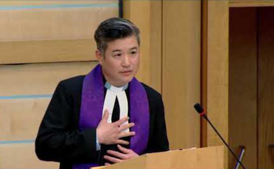 The Rev Sang Cha