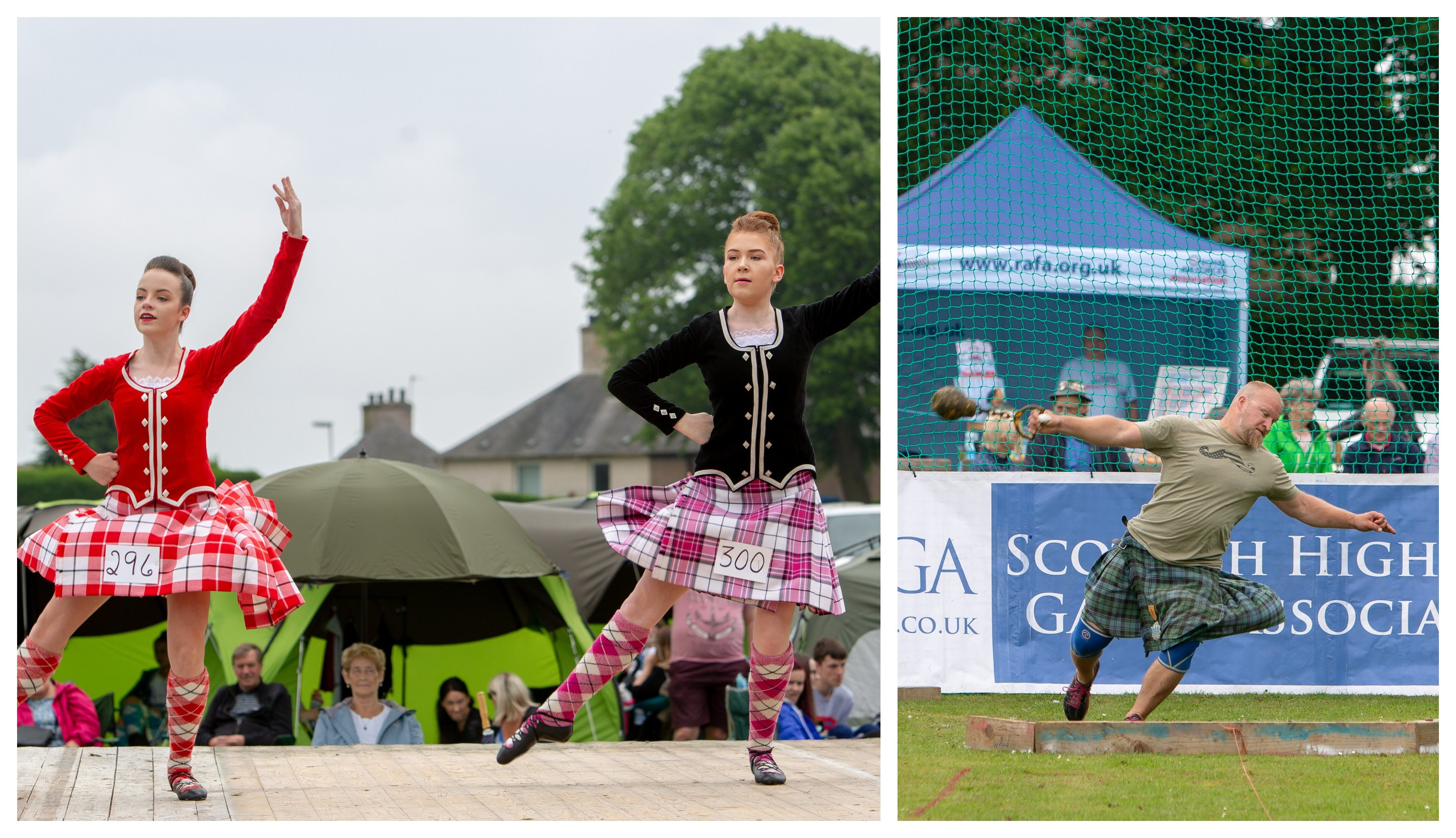 Markinch Highland Games