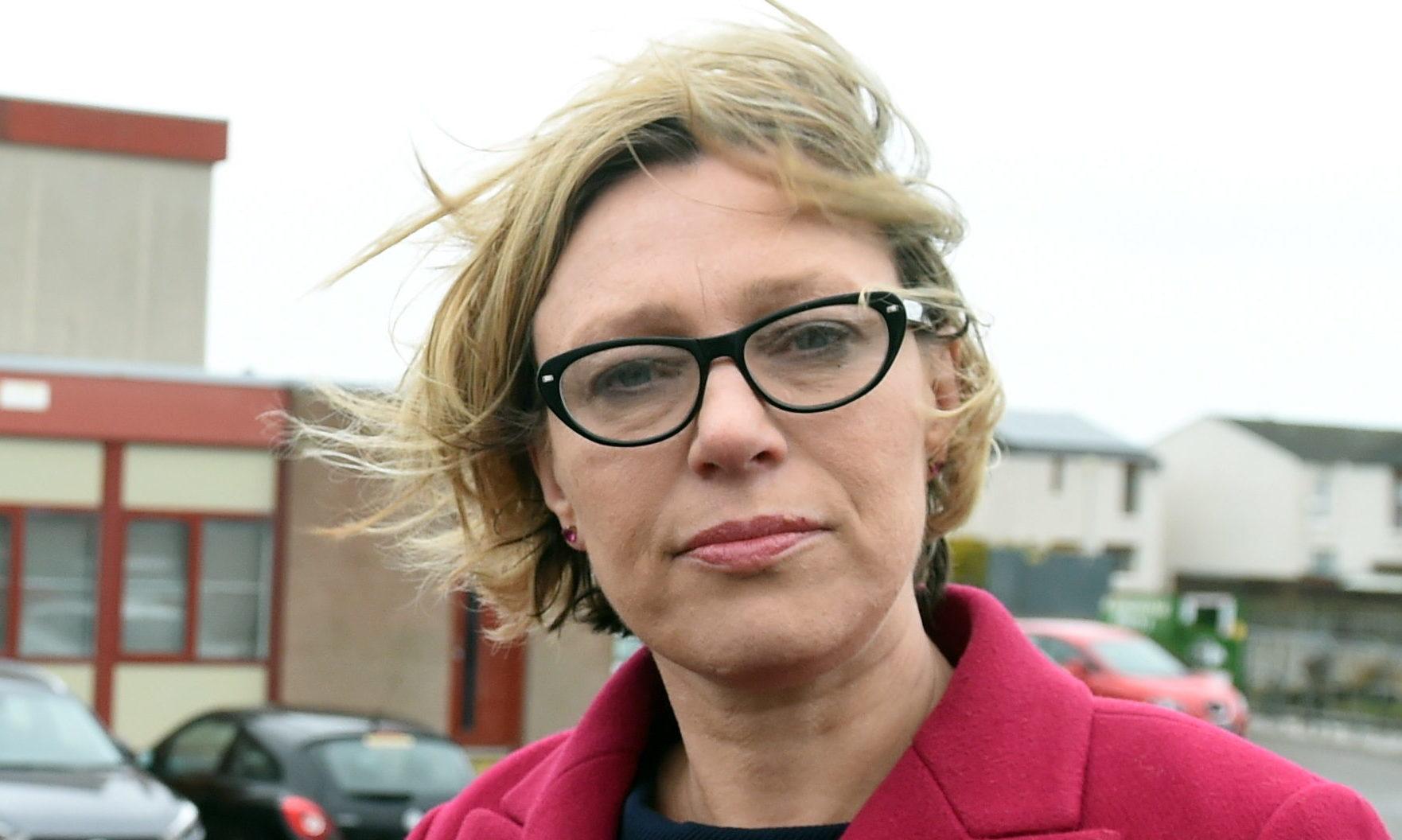 MSP Gillian Martin.