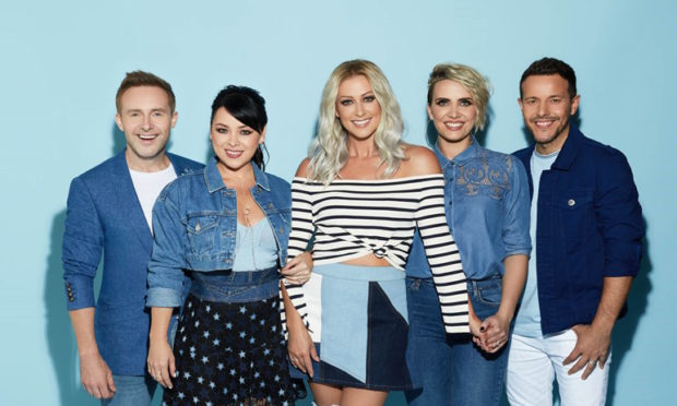The band Steps