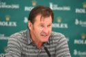 Sir Nick Faldo speaks ahead of The Senior Open presented by Rolex at The Old Course.