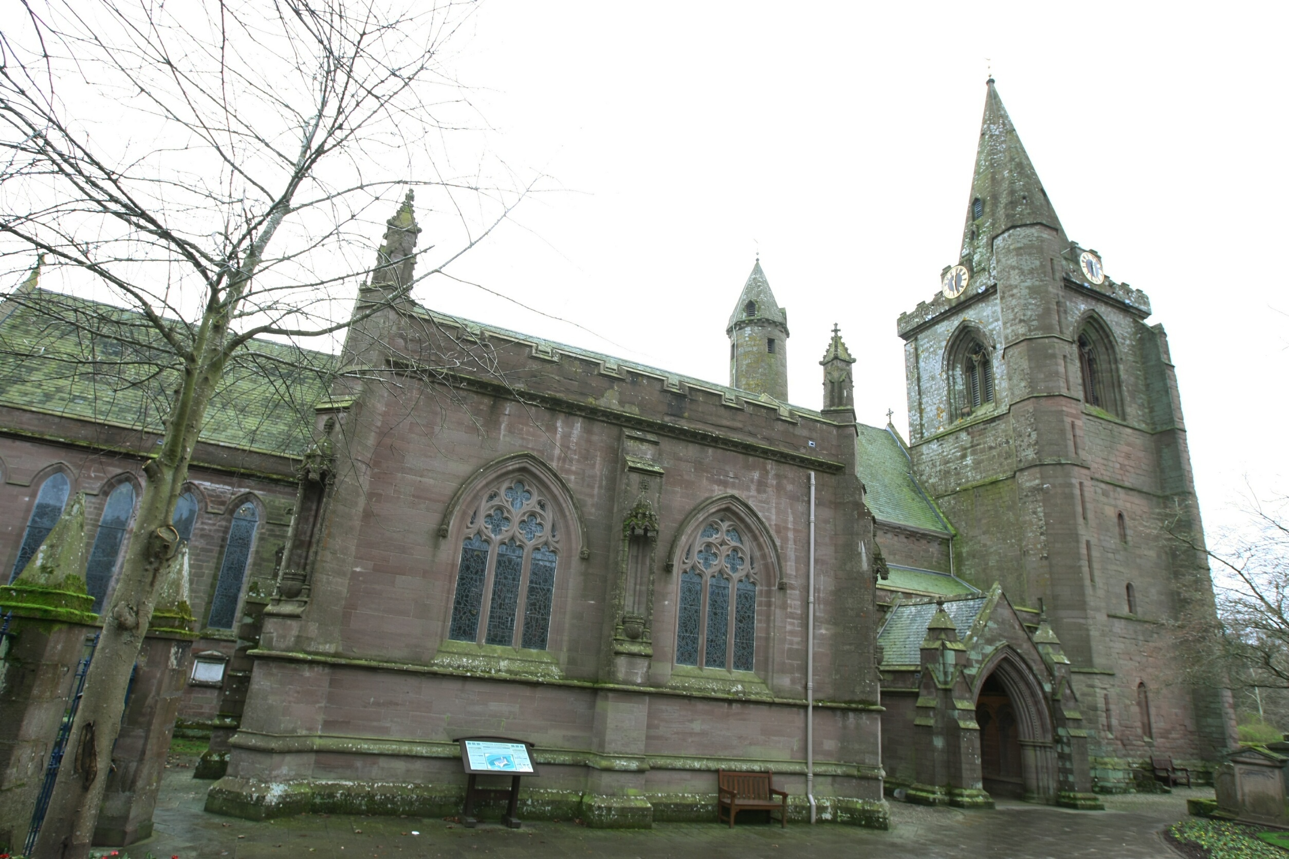 Brechin Cathedral will be closed after 800 years.